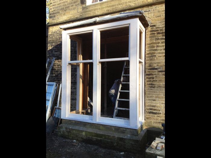 Bay window replacement jj joinery past work for Bay window replacement