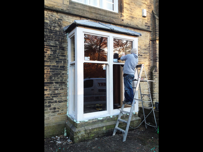 Bay Window Replacement Jj Joinery Past Work